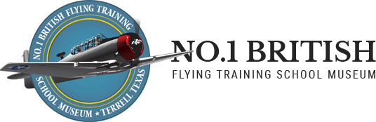 No 1 British Flying Training School Terrell Texas